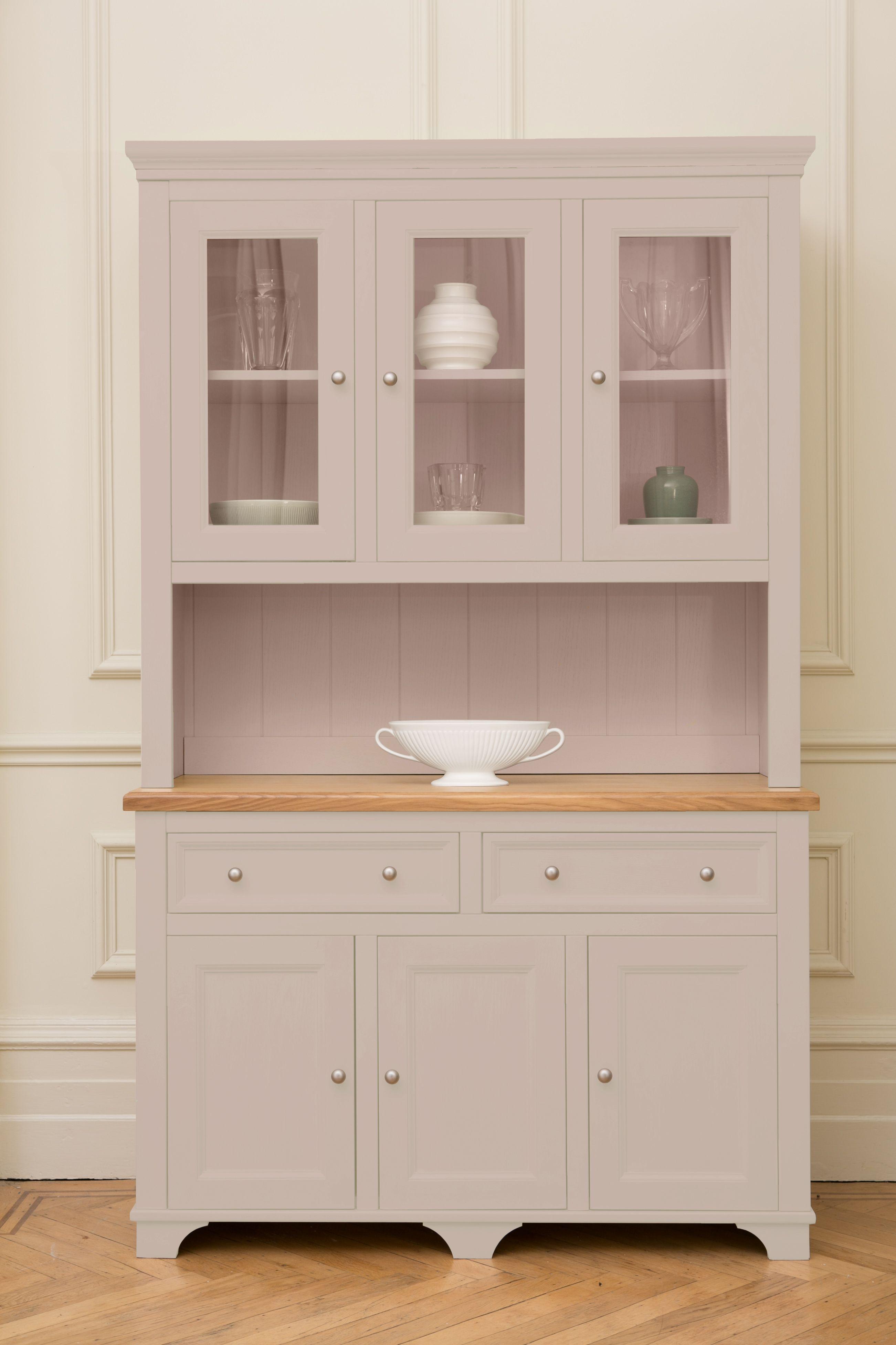 Casein Pink Kitchen Dresser from the Limited Edition Georgian ...