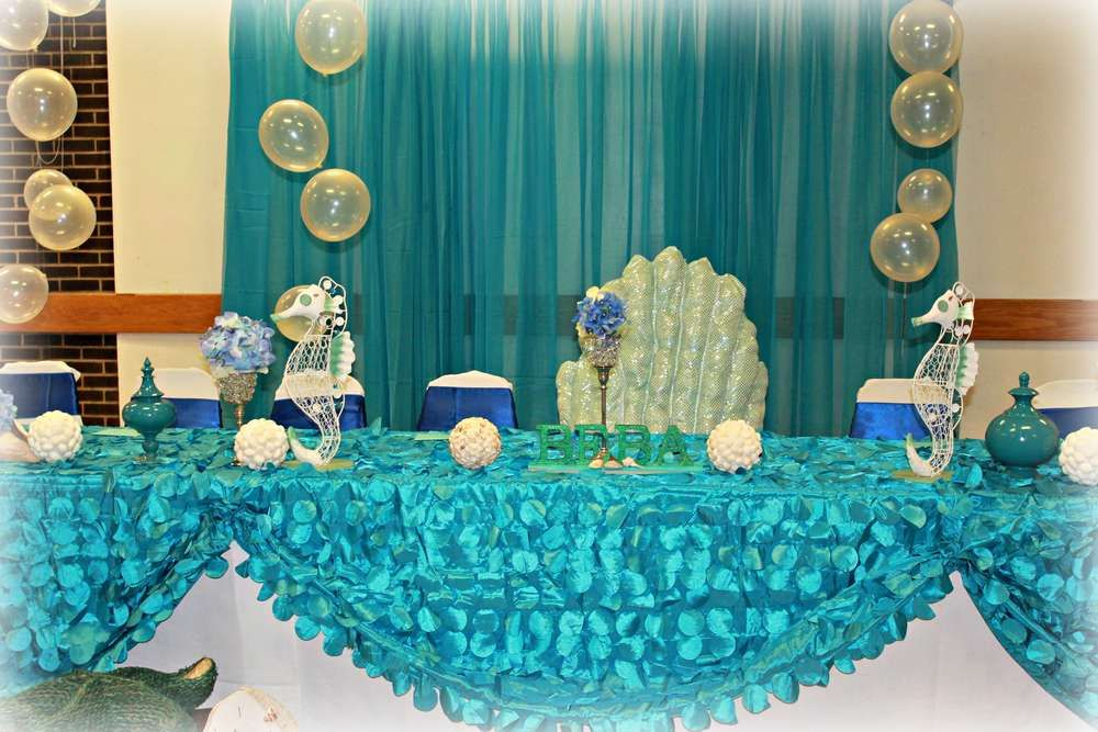 Under the Sea Sweet 16