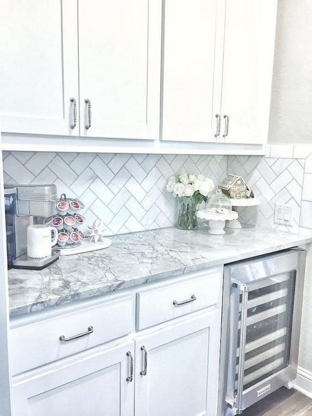 40 Latest Kitchen Backsplash Tile Ideas Kitchen Renovation Cost