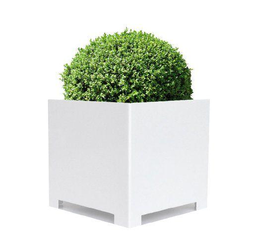 Amazon Com Alora Cube Planter Extra Large White 23 400 x 300