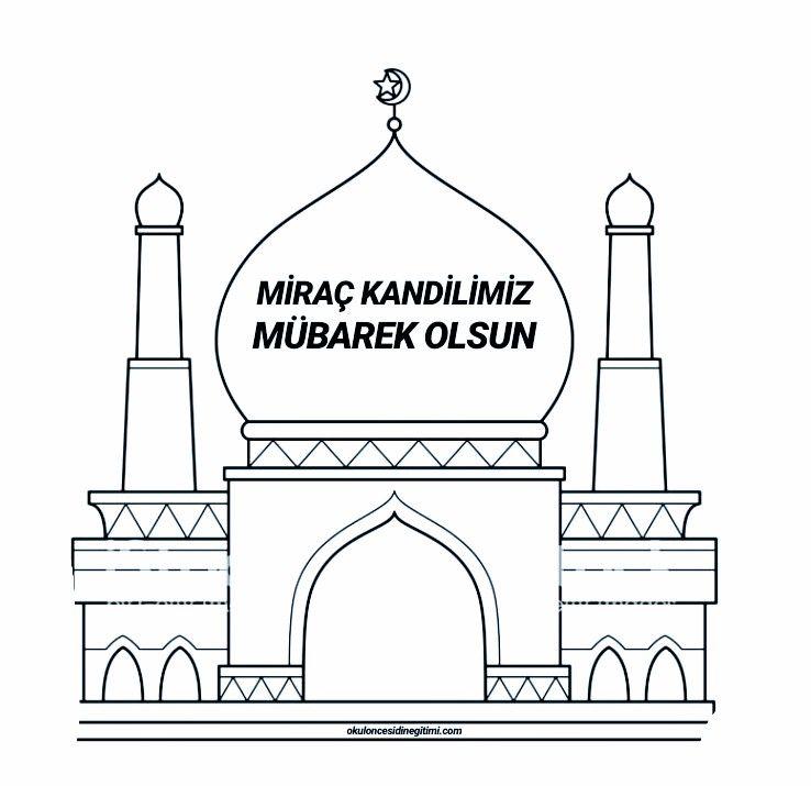Abakliumran Adli Kullanicinin 4 6 Yas Etkinlikleri Panosundaki Pin Boyama Sayfalari Kartlar Ramazan