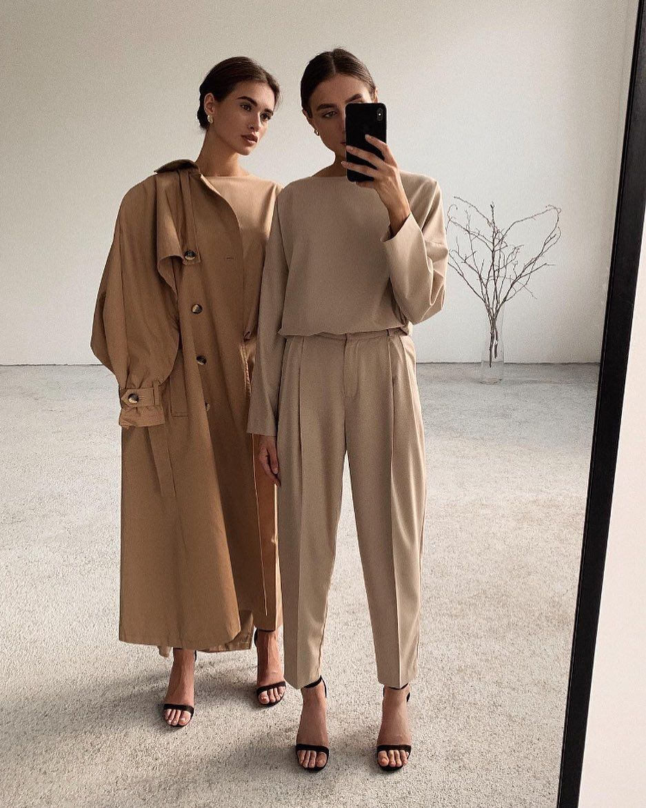 Nordic Style Report On Instagram Left Or Right Tag Your Stylish Friend Namelazz Fashion Style Minimalist Fashion