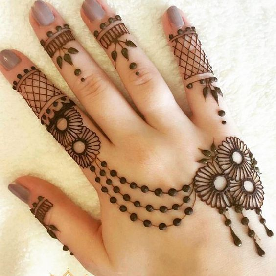 Top 20 Mehendi Designs For Indian Brides