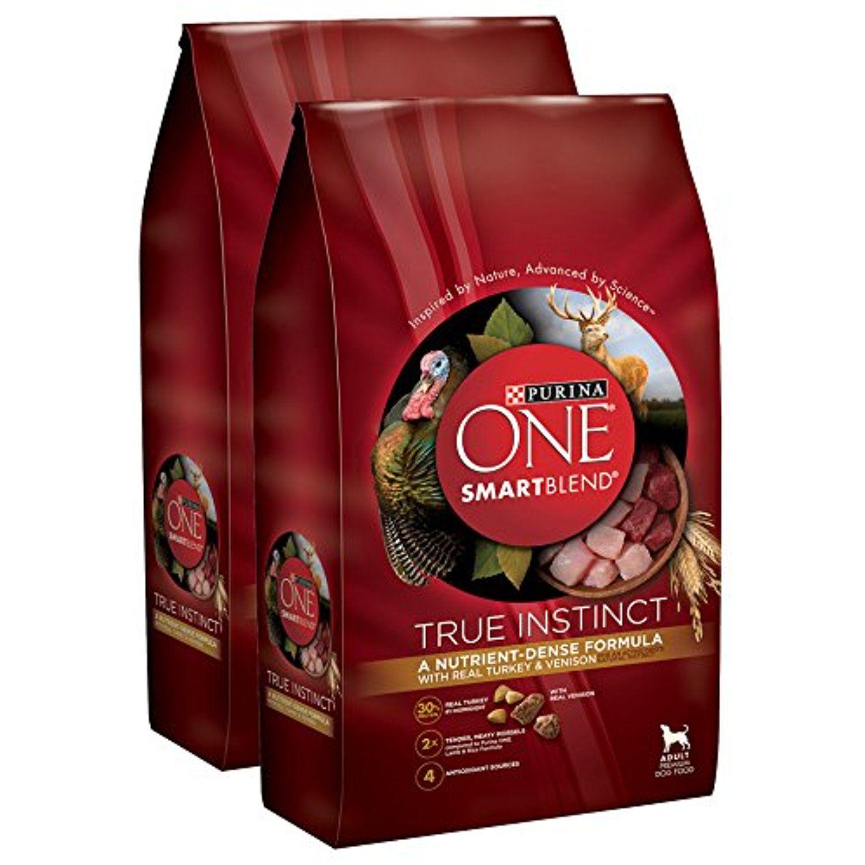 Purina One Smartblend True Instinct Turkey And Venison Formula Dry