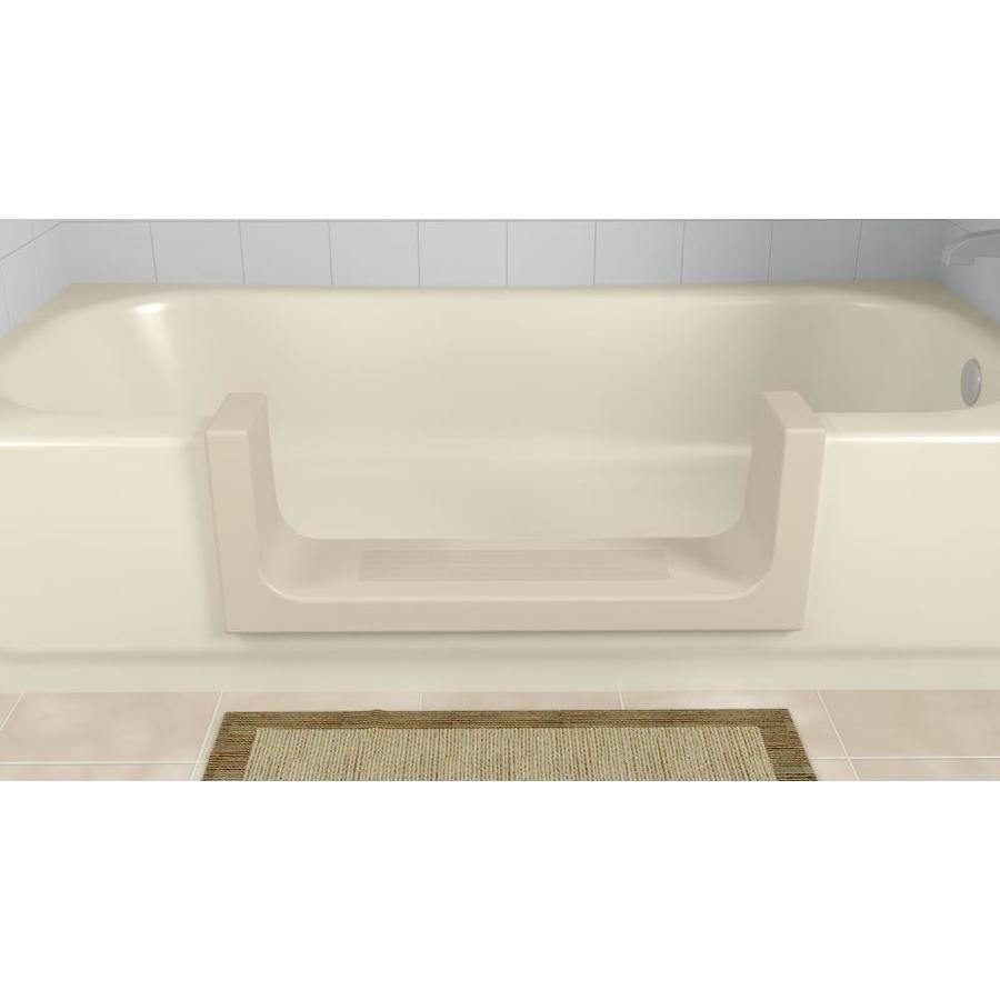 Cleancut Beige Bathtub Conversion Kit S B W Bathtub Bathroom