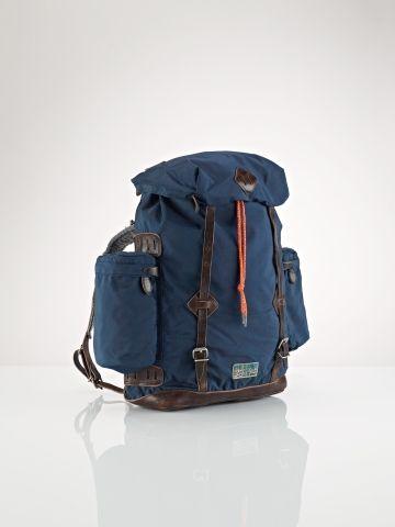 8c052e7e46 Nylon Utility Backpack - Polo Ralph Lauren Bags   Business Accessories -  RalphLauren.com