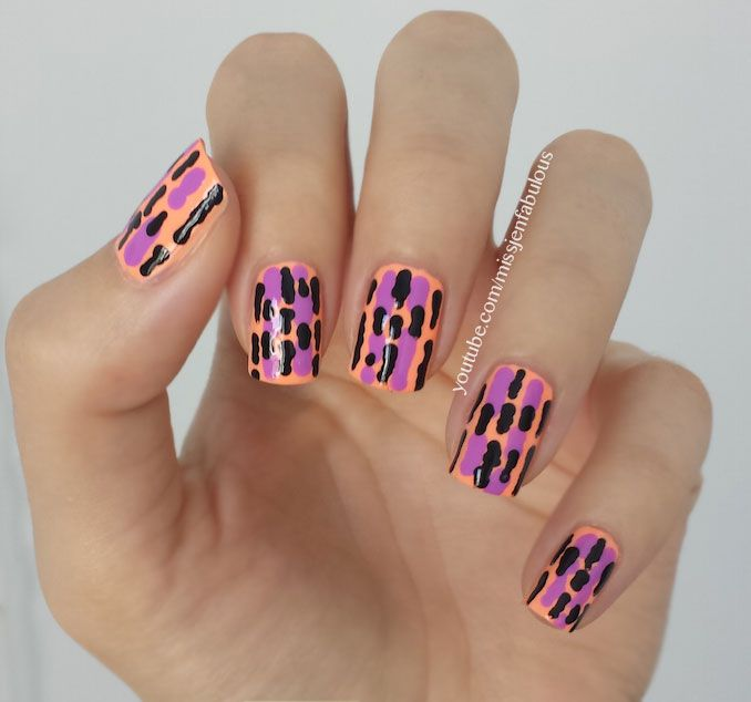 reptile nail art | Nail Art | Pinterest | Arte de uñas, Arte y Uñas