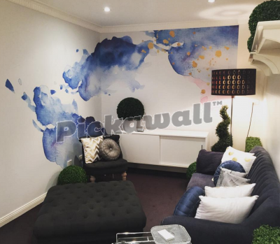 Wallpaper murals by pickawall showcase gallery the removable wallpaper experts