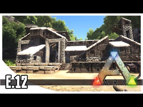 Ark Survival Evolved, incredible builds for your bases Crafting - best of les blueprint ark