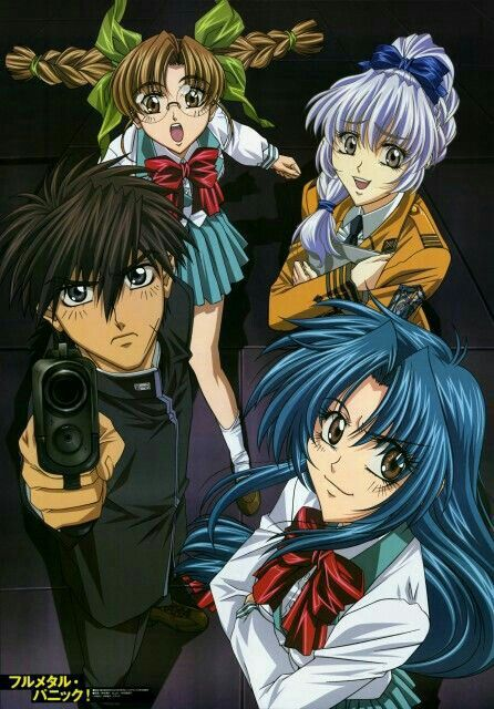 Pin By Joe On Full Metal Panic Anime Anime Characters Mecha Anime