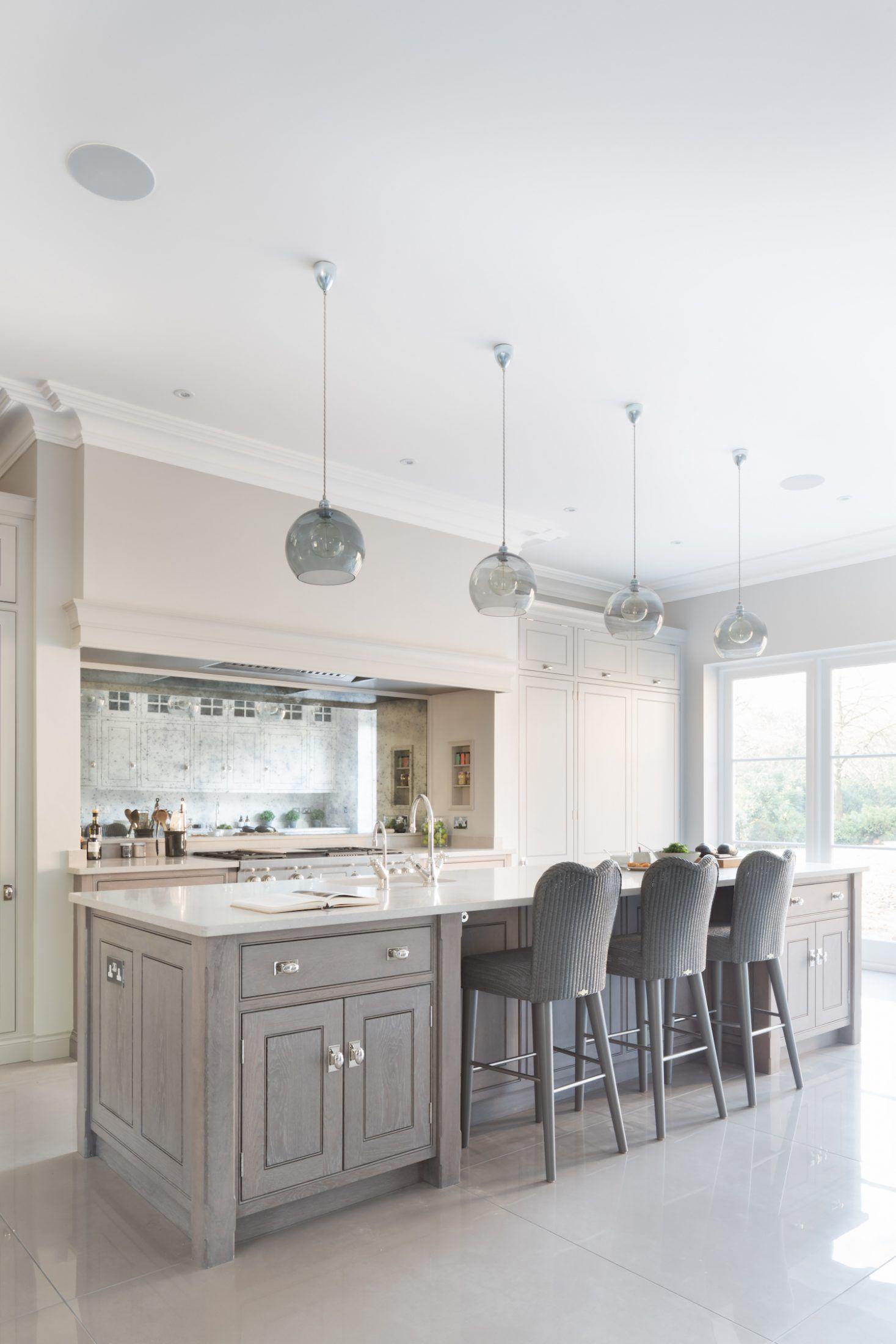 Best Contemporary Open Plan Kitchen Theydon Bois Humphrey 400 x 300