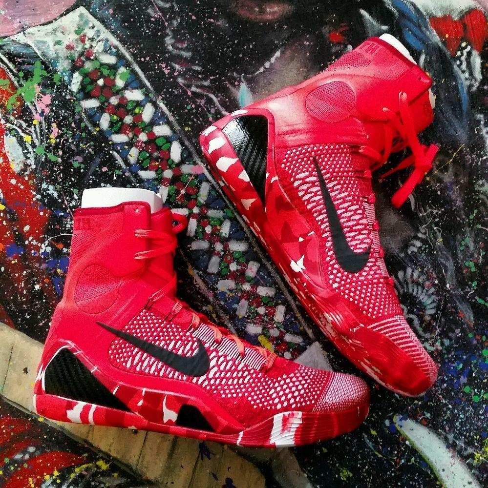 Nike Kobe 9 Elite Christmas Knit Stocking Size 15 #Nike ...