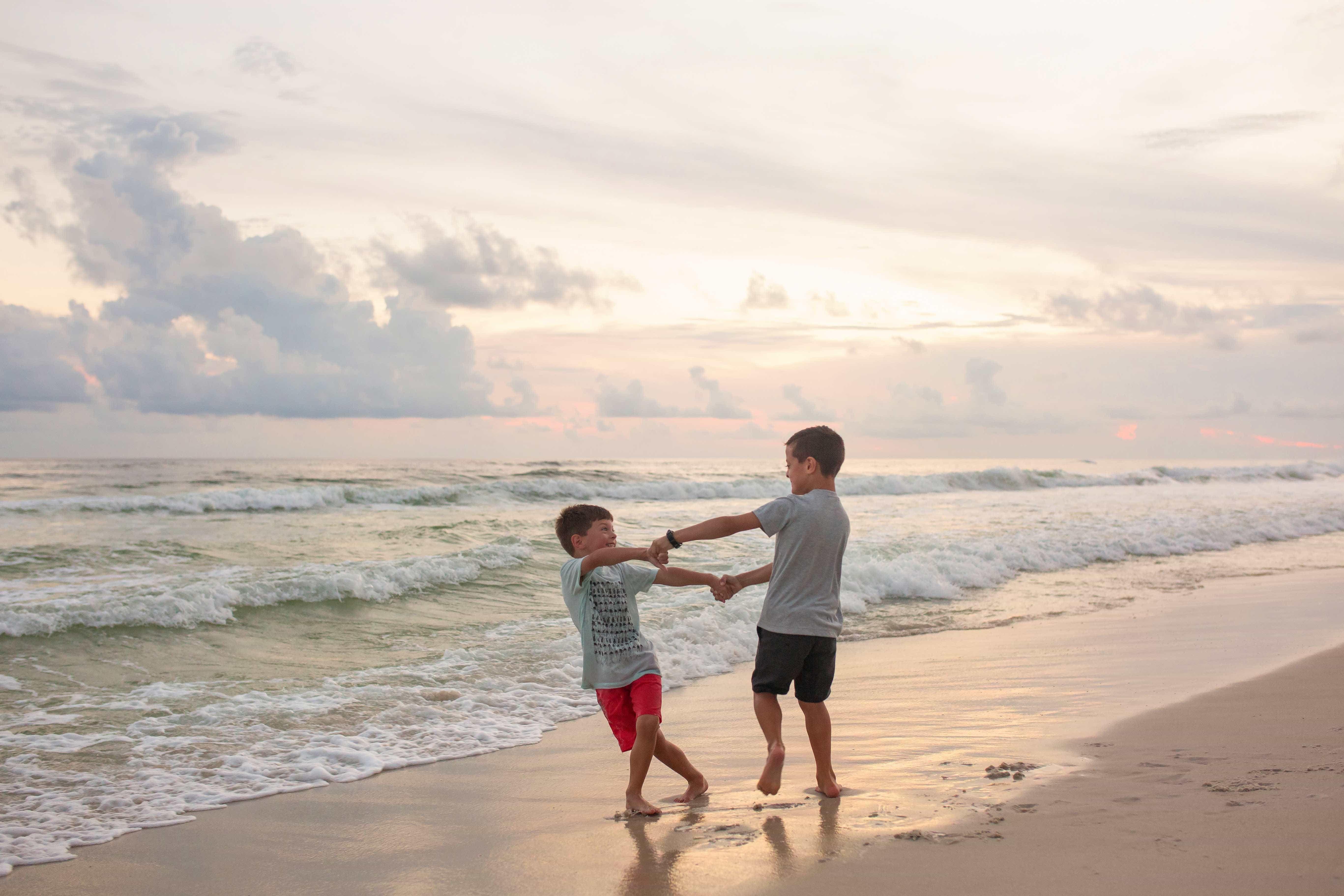 Beach Photography Panama City - LJennings Photography