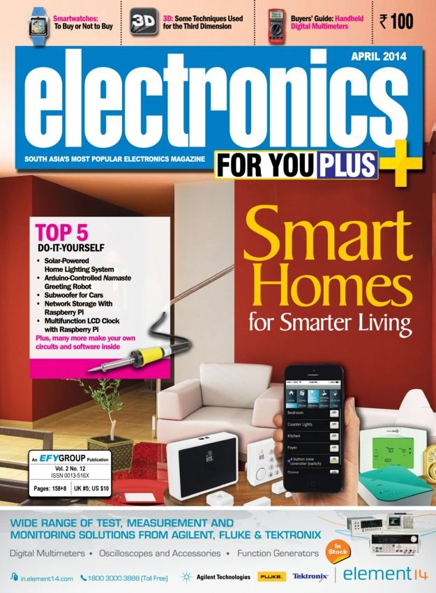 Electronics for you magazine buy subscribe download and read get your digital copy of electronics for you magazine april 2014 issue on magzter and enjoy reading it on ipad iphone android devices and the web solutioingenieria Choice Image
