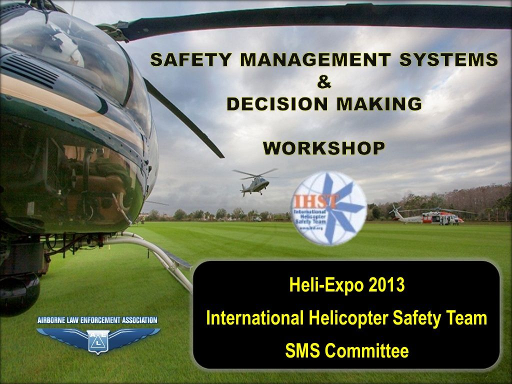 safetymanagementsystemssmsanddecisionmaking by