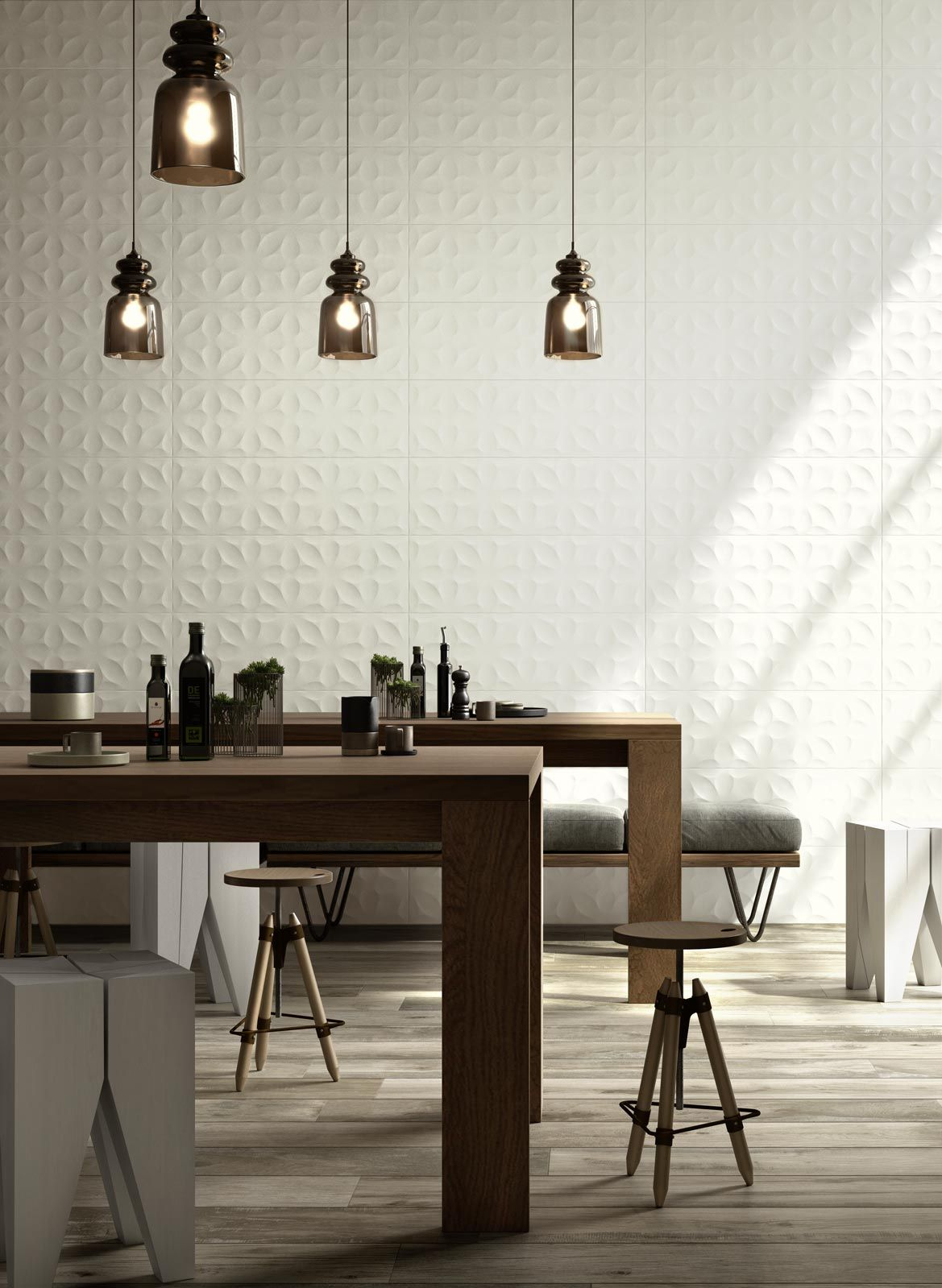 Ragno Freestyle 3D tiles from Tubs &Tiles http://bit.ly/2fRzSHN ...