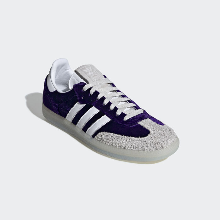 Samba OG Shoes Collegiate Purple 11.5 Mens (With images