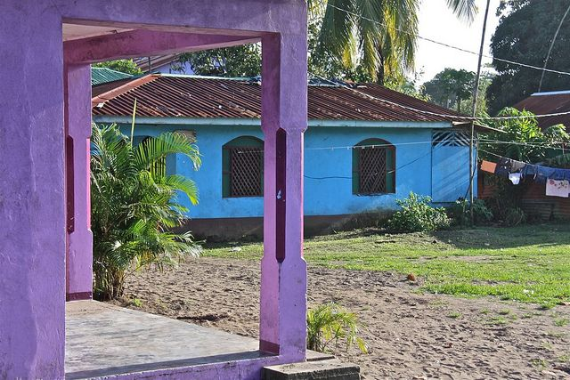 Tortuguero Village 03   Flickr - Photo Sharing!
