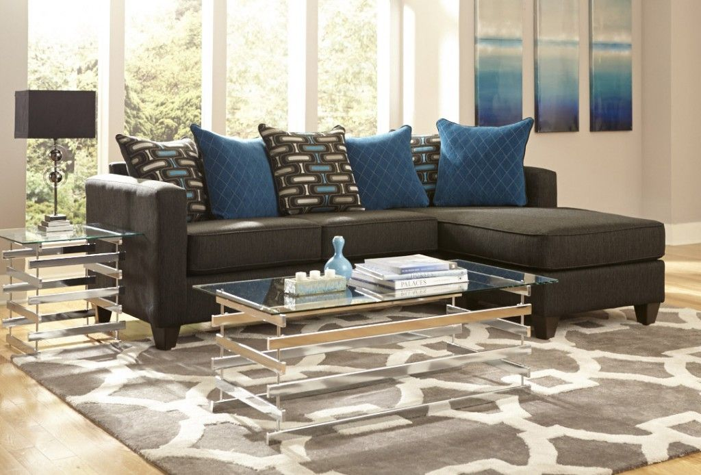 Go #modern and donu0027t look back! The Zig-Zag #sectional will make - new blueprint coffee watson