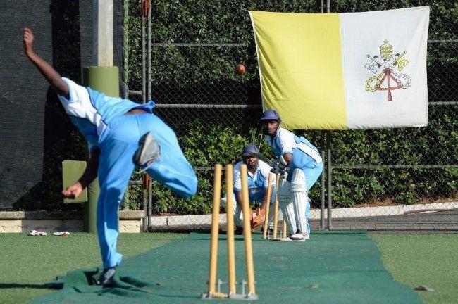 Vatican Plays Cricket Cricket Club Interfaith Dialogue Interfaith