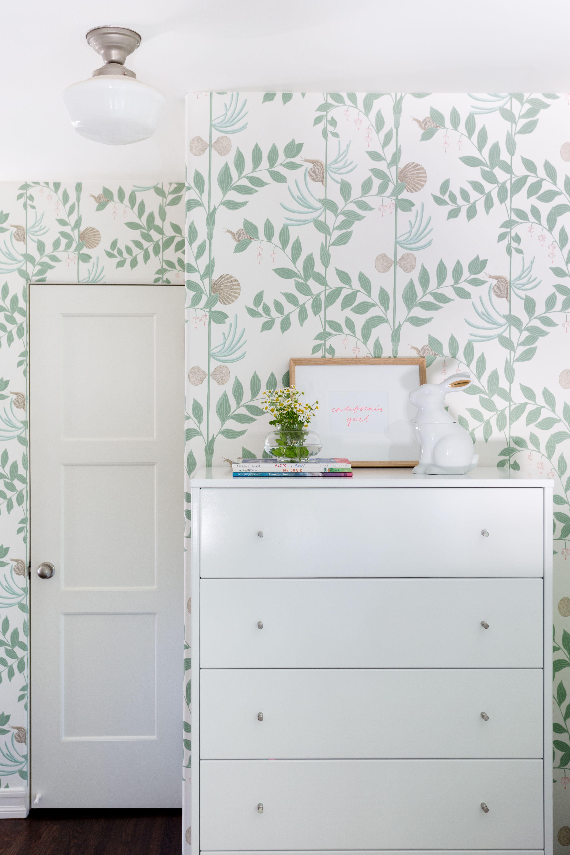 Whimsical Secret Garden Bedroom Cole Son Wallpaper Garden