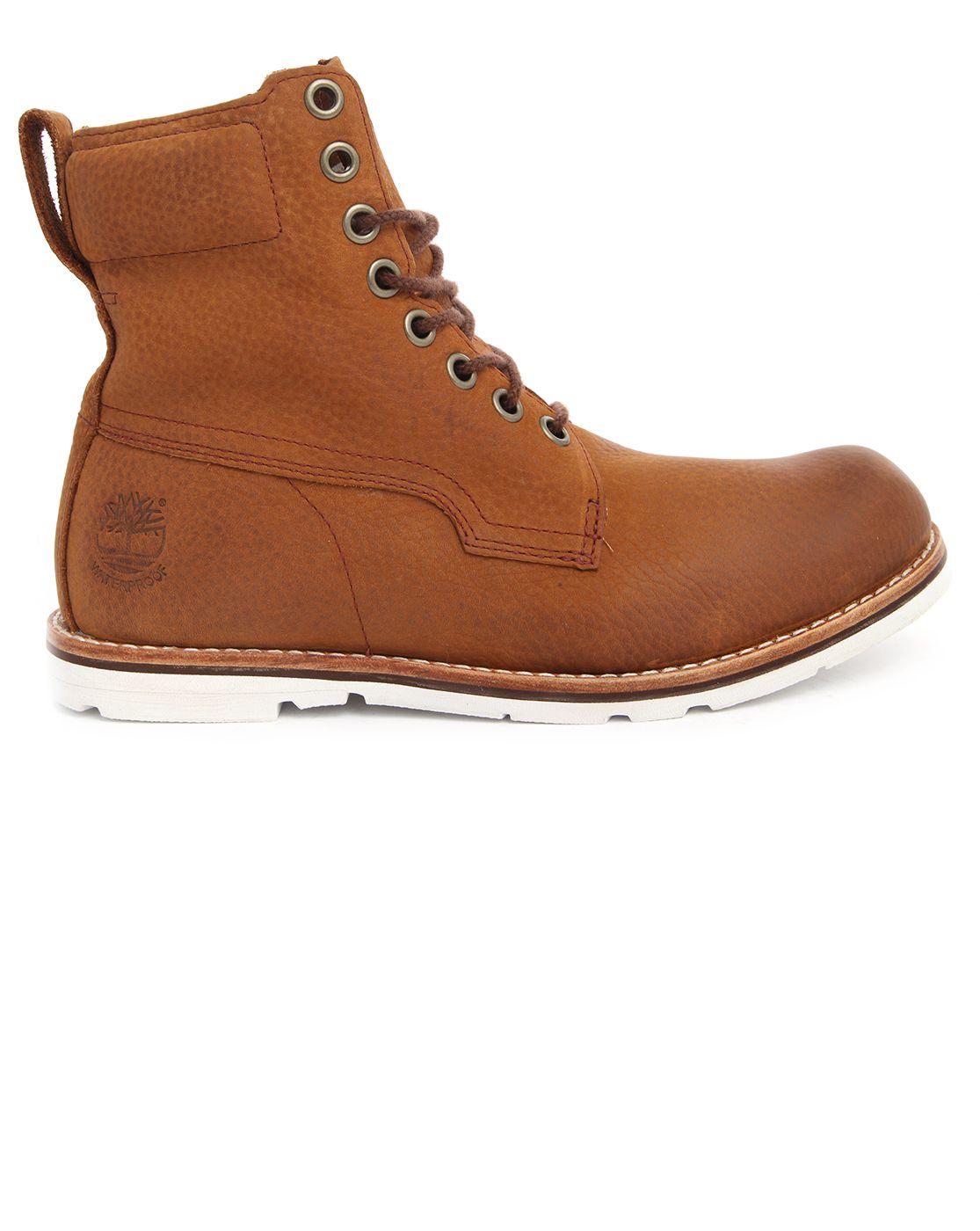 Boots Earthkeepers 6 inch, Nubuk Rugged erdfarben
