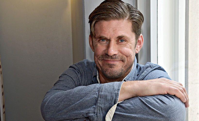 Finnish actor Tommi Korpela
