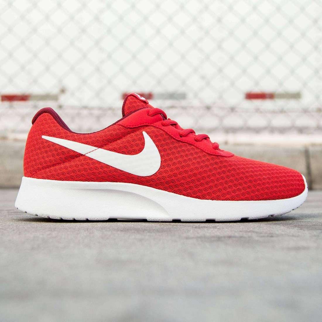 Top nike tanjun red -   styled S ○ L E S   Pinterest   Nike tanjun  WA04