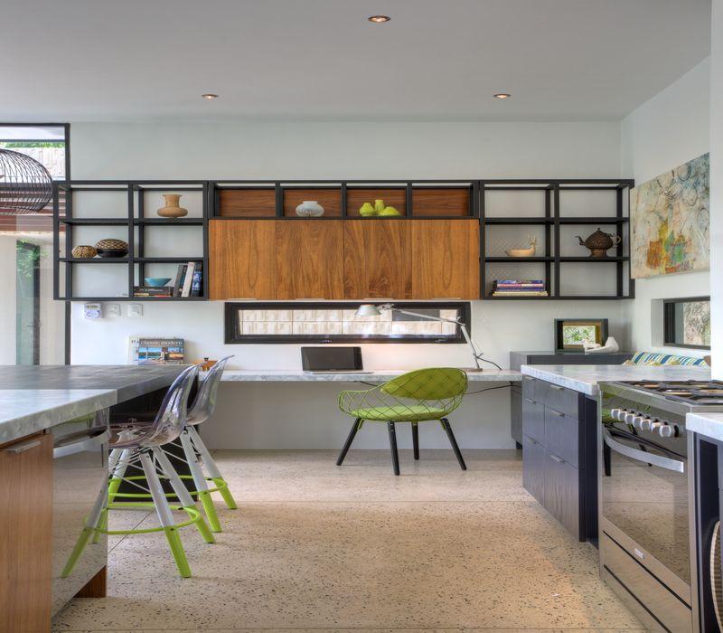 Robert holtby dise ador y propietario de esta vivienda nos platica el proceso de dise o y el - Disenador de cocinas ...