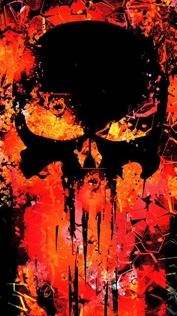 Punisher Phone Wallpapers Cool Wallpapers Heroscreen Cc Marvel Wallpaper Punisher Artwork Superhero Wallpaper