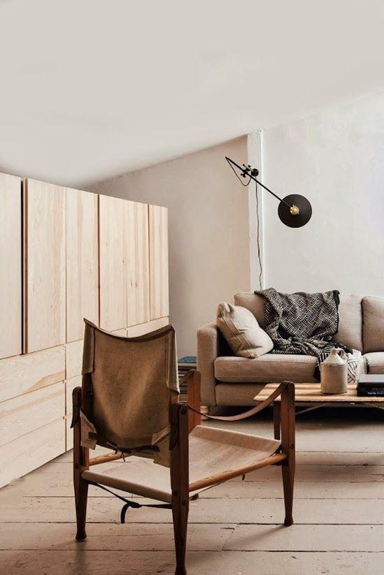 wohnzimmer einrichten skandinavisch modern einrichten ikea ivar schrank stauraum holz safari. Black Bedroom Furniture Sets. Home Design Ideas