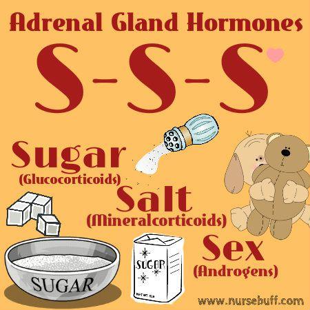 Sugar acronym