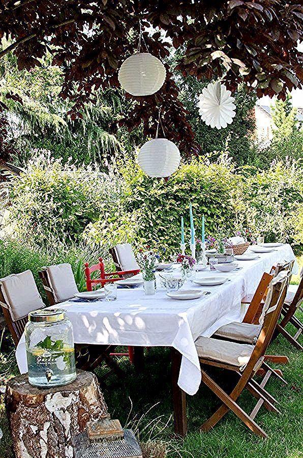 garten sitzecke #garden #garten Balkon- und Gartensaison erffnet! Schnste Accessoires, die Lust auf den Frhling machen | SoLebIch.de Foto: leelah #solebich #garten #ideen #gestaltung #terasse #Gartenmbel #deko #dekoideen #Dekoration #kreativ #Pflanzen #Sitzecke #gestalten #Beleuchtung #Sitzplatz #tafel #essen #party #lampinions #terassegestalten Balkon- und Gartensaison erffnet! Schnste Accessoires, die Lust auf den Frhling machen | SoLebIch.de Foto: leelah #solebich #garten #ideen #gestaltung #
