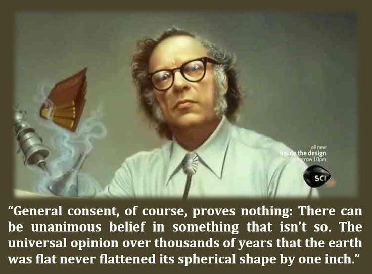 Asimov atheist