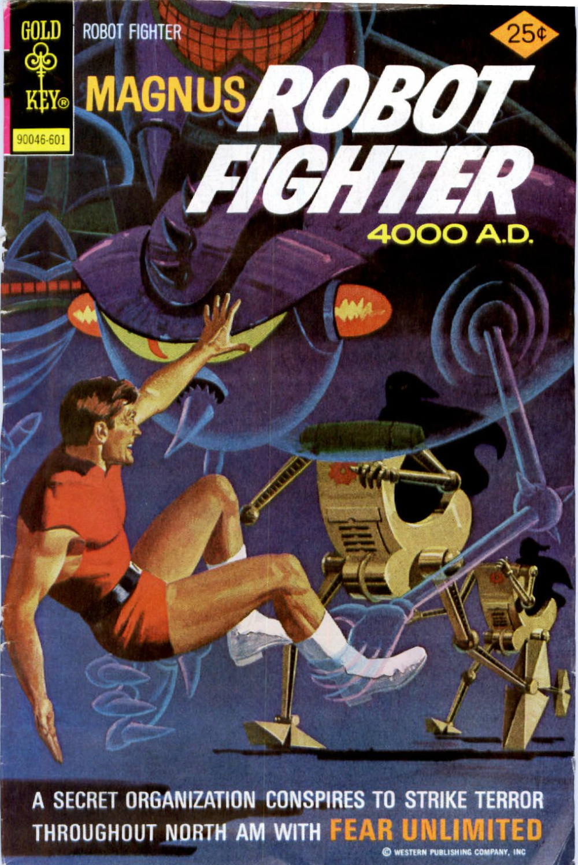 Magnus Robot Fighter 4000 Ad Issue 42 Read Magnus Robot Fighter 4000 Ad Issue 42 Comic In 2020 Retro Comic Book Science Fiction Illustration Vintage Comic Books