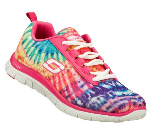 Skechers Flex Appeal Limited Edition Women's Shoes Hot Pink