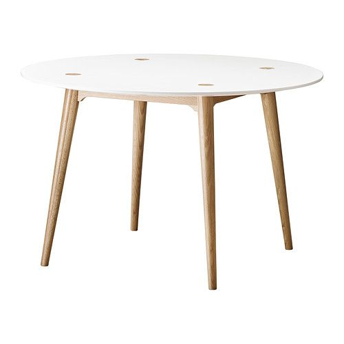 Charmant TRENDIG 2013 Dining Table IKEA Seats 4. The Table Top Has A Durable Surface  That Is Also Easy To Keep Clean.