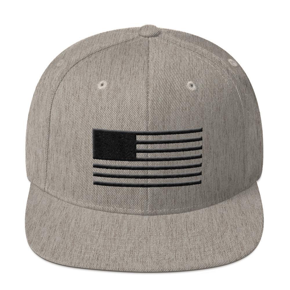 7ee141df21aed Flag Snapback Hat