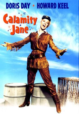 Calamity Jane takes me back to staying at my nanna's eating peanuts and watching musicals!!! <3