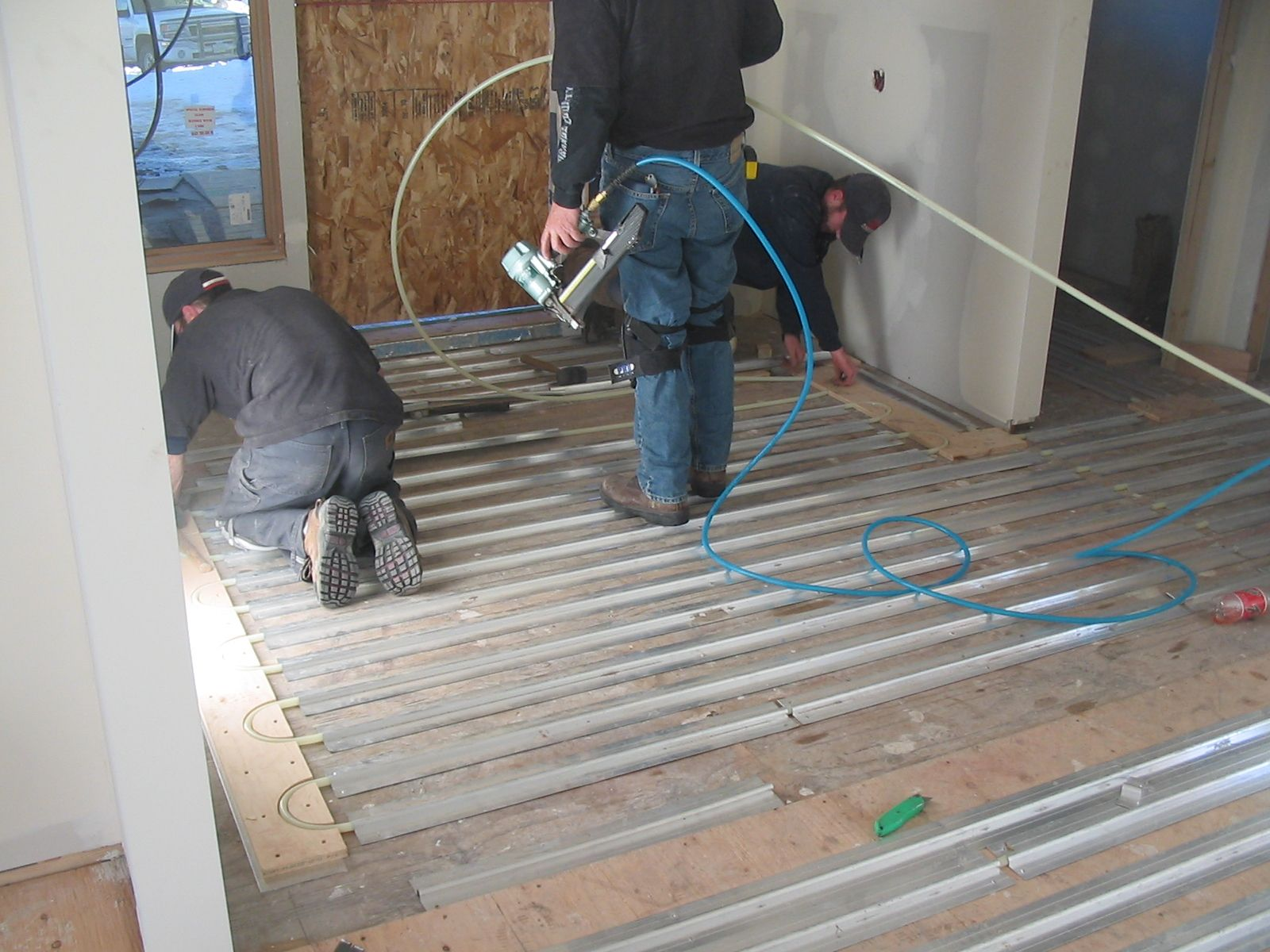 Radiant Floor Heating Systems By Radiant Engineering Inc If You Are  Building New Or Remodeling, Talk To Your Contractor About Patented, Made In  USA ...