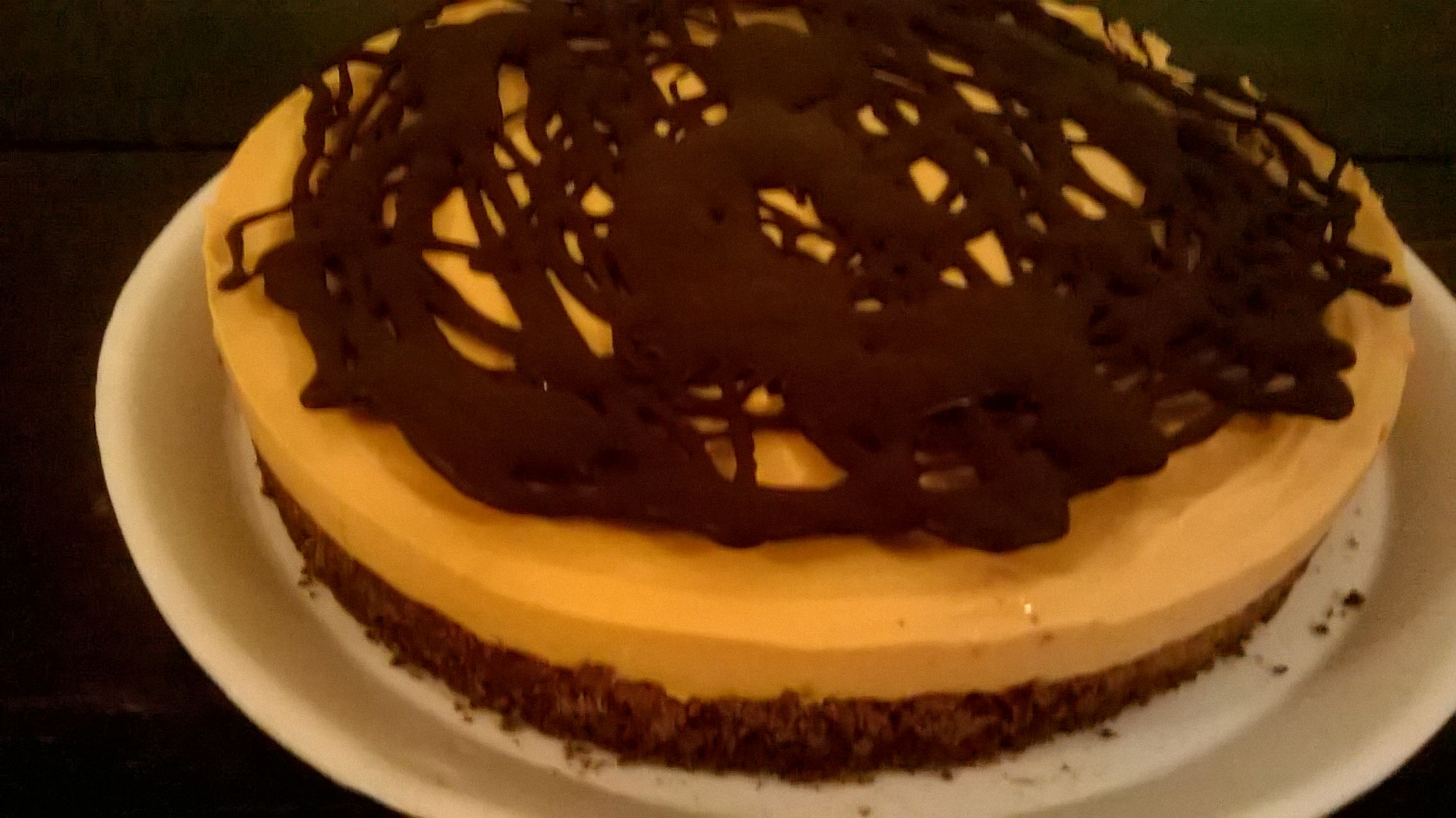 cheese cake de chocotorta