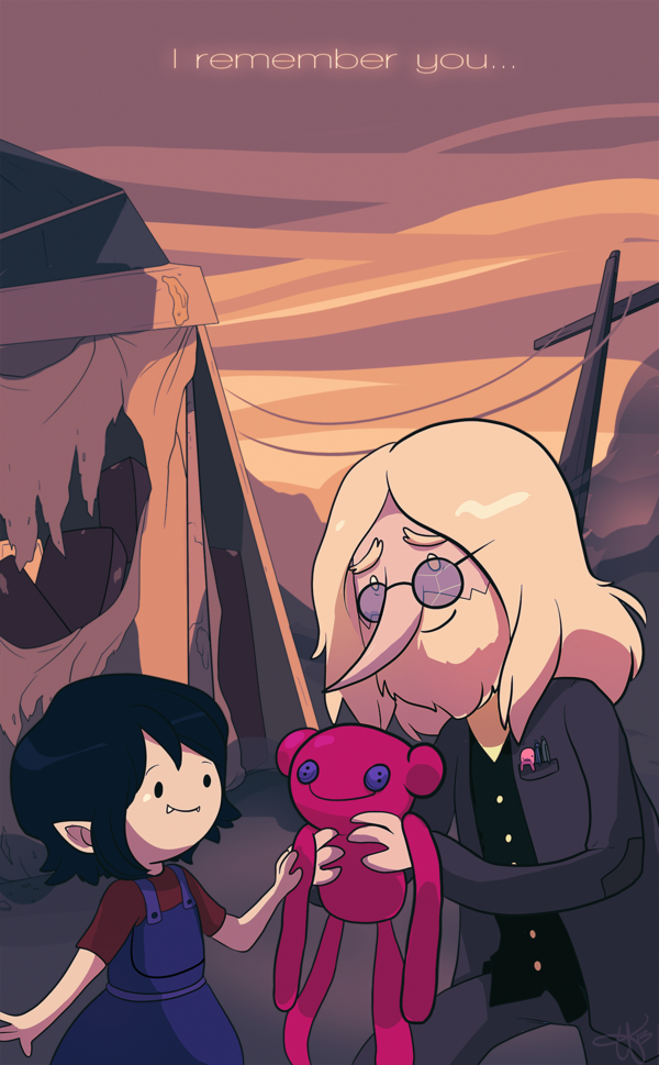Adventure Time I Remember You By Tabby Like A Cat Deviantart Com