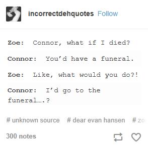 I love Connor