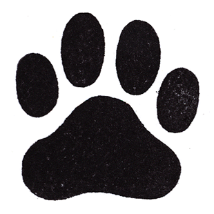 Ended 9 28 2012 Is Your Pooch Photogenic Show Us Canine Photo Contest Dog Paw Drawing Paw Drawing Dog Drawing