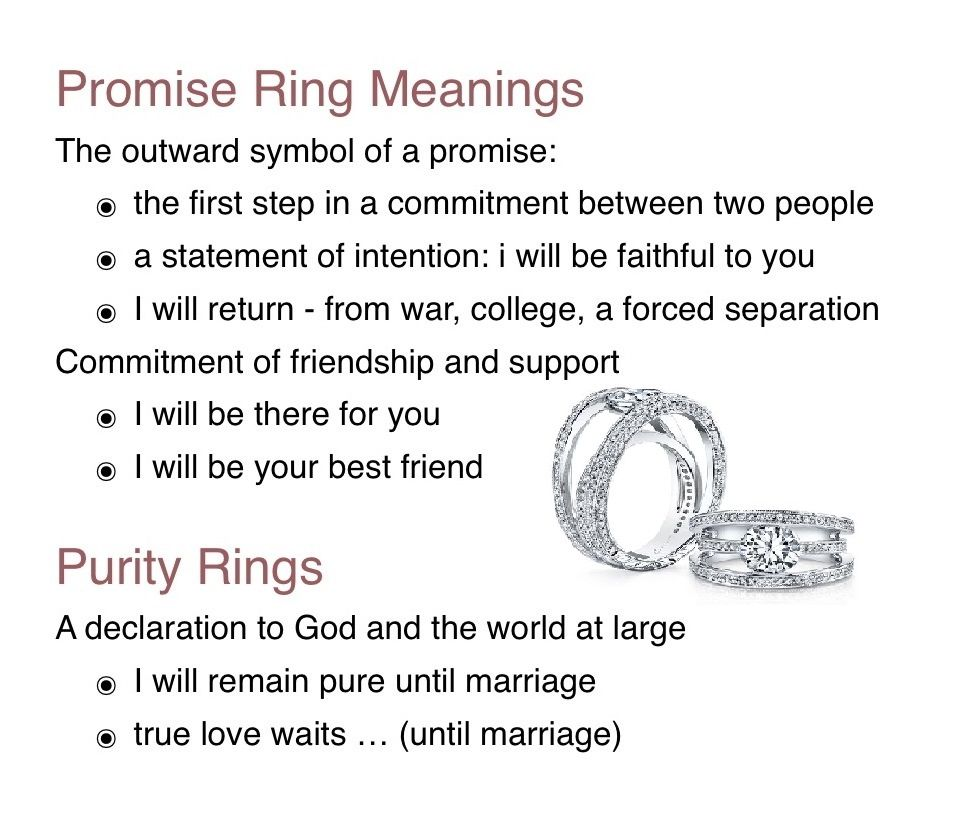 Promise Ring Meaning For Her: Bridal Wedding Jewelry ...