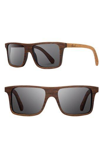 Shwood  Govy  53mm Wood Sunglasses · Óculos De SolHomemCurtidasÓculos De  Sol PolarizadosÓculos ... 5563b479bc