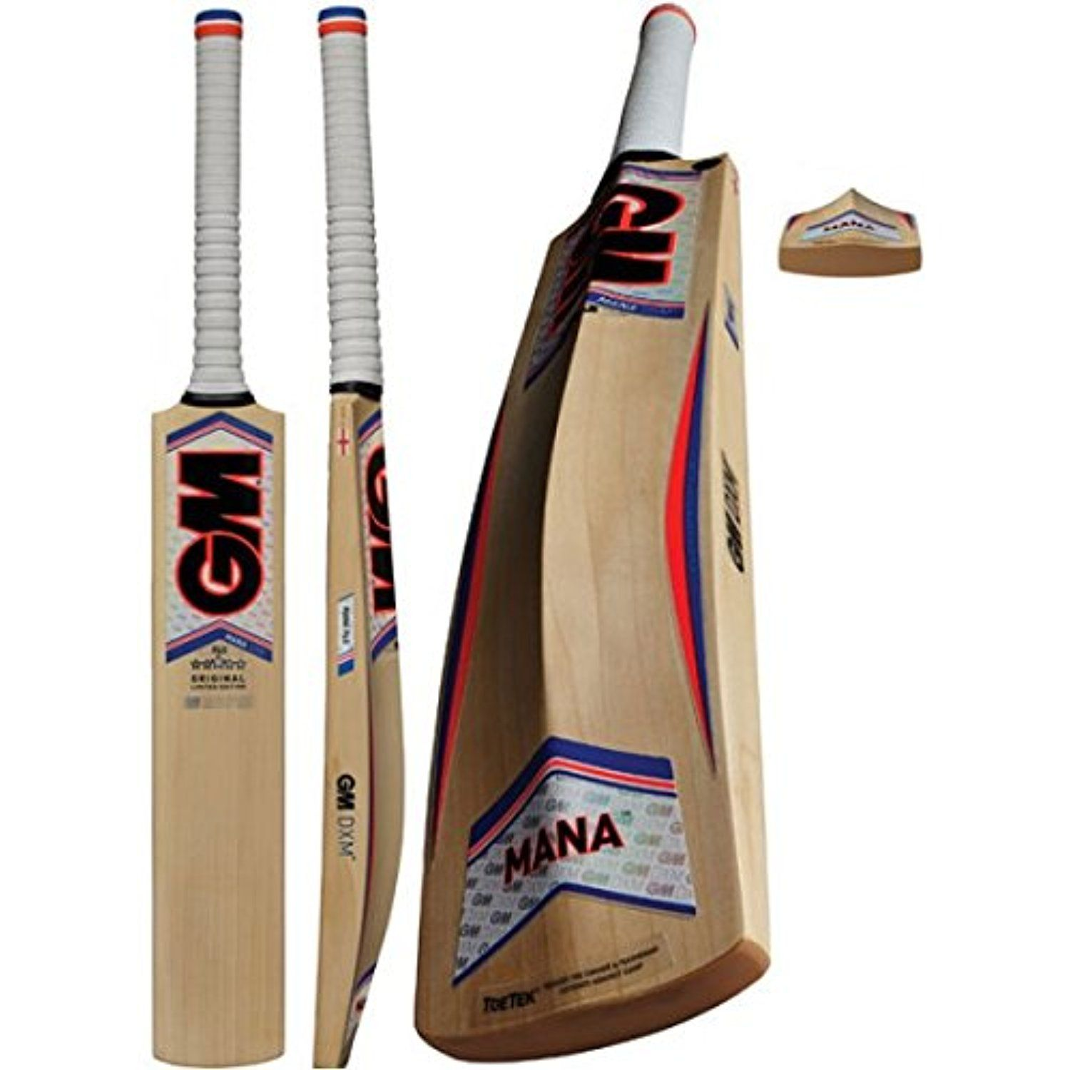 e5164022b1b GM Mana F4.5 Dxm Original English Willow Cricket Bat Size-6 -- Awesome  products selected by Anna Churchill