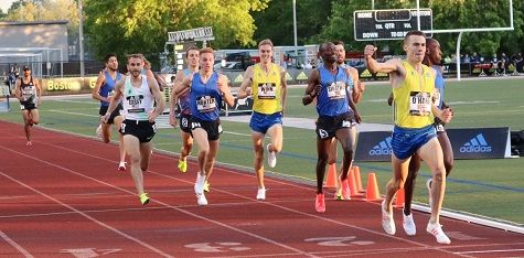 RRW) Atletismo: 1500m barrer en adidas Boost Boston juegos