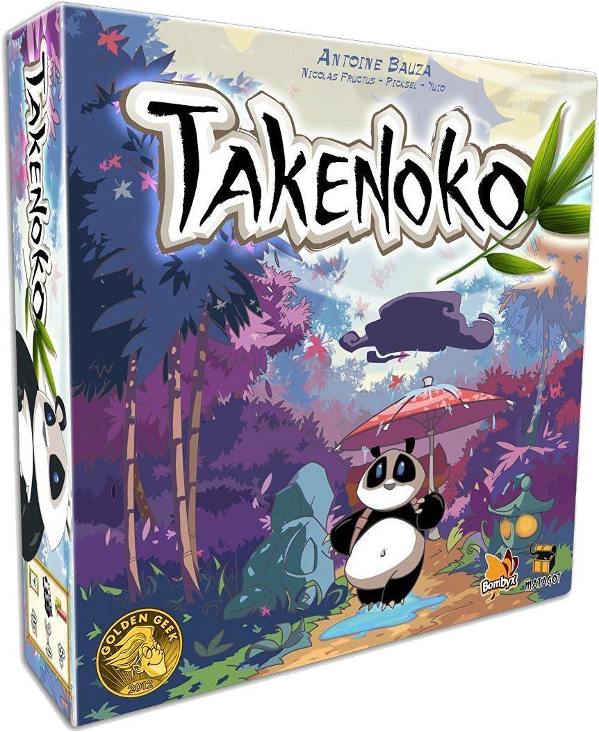 Takenoko Strategy board games, Fun board games, Board games