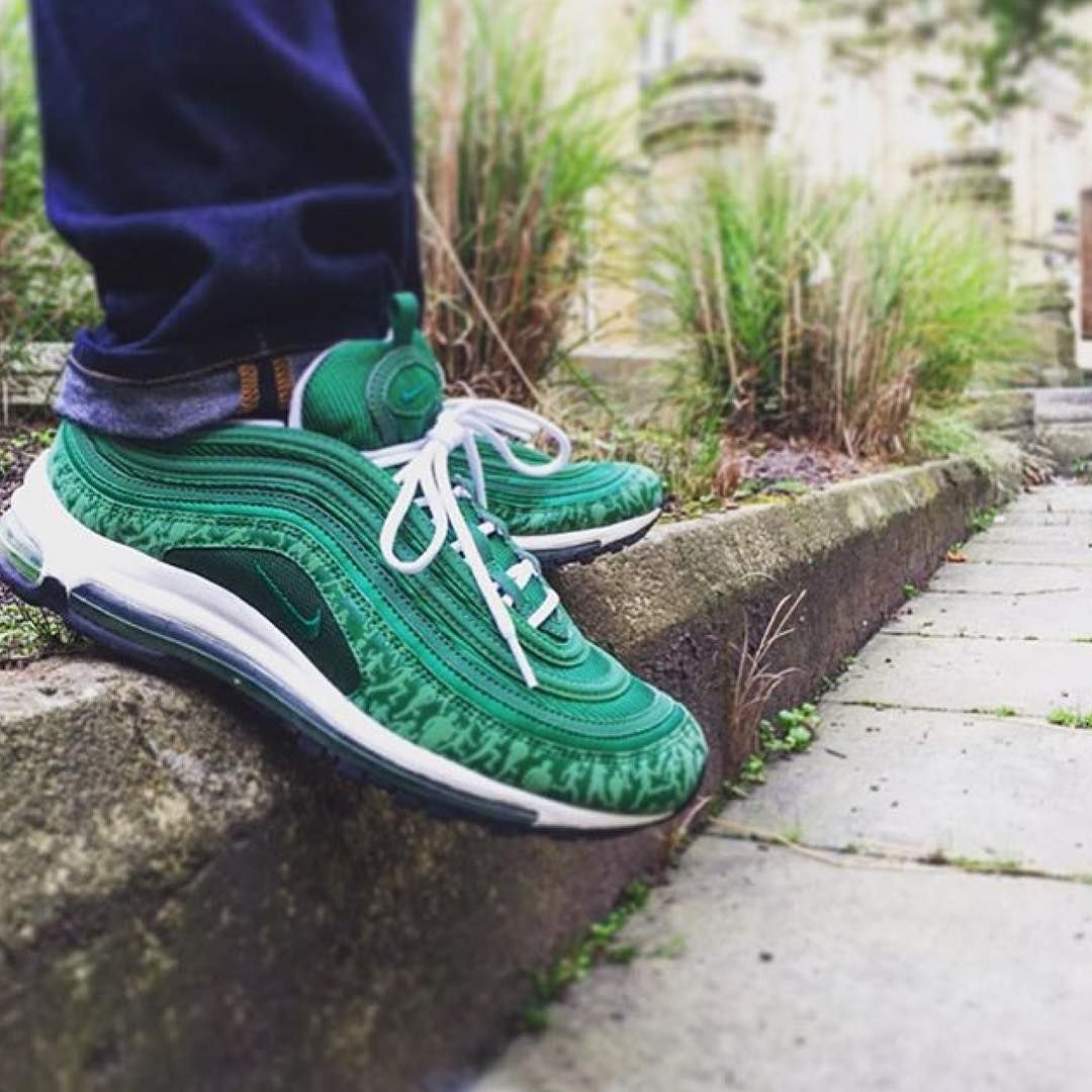 air max 97 green blue